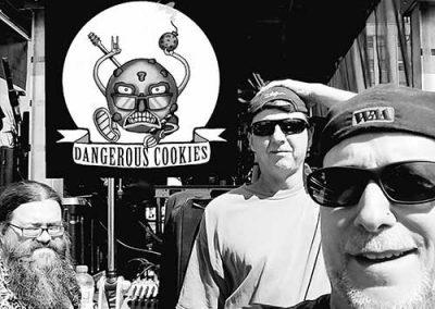 Dangerous Cookies